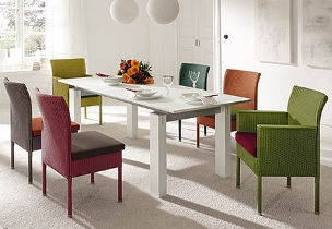 Small dining room chairs